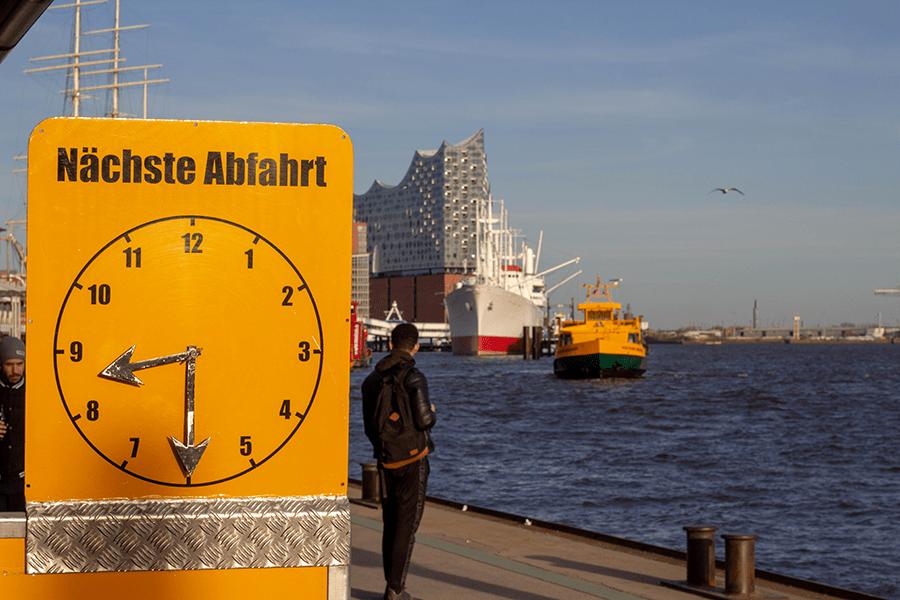 Hafenrundfahrten in Hamburg