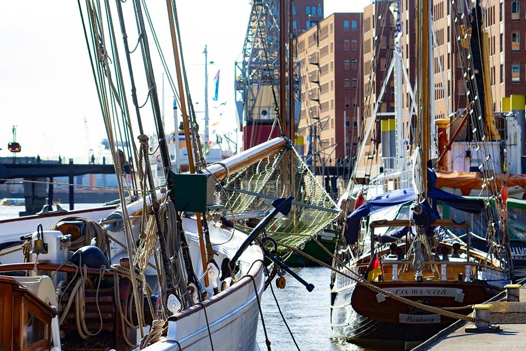 Traditionsschiffhafen Hafen City