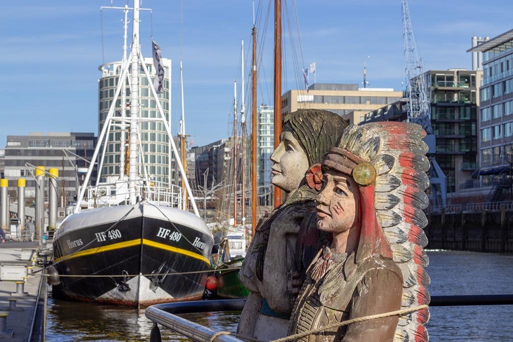 Traditionsschiffhafen Hafen City Hamburg