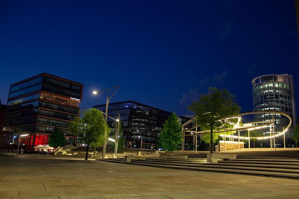 Magellan-Terassen bei Nacht