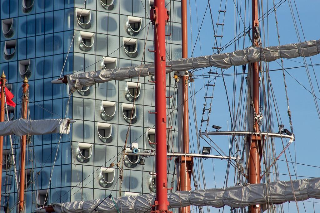 Traditionsschiffhafen Hamburg