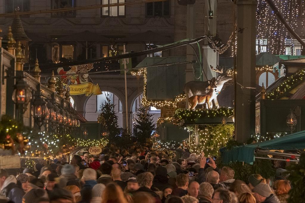 Historischer Weihnachtsmarkt Hamburg