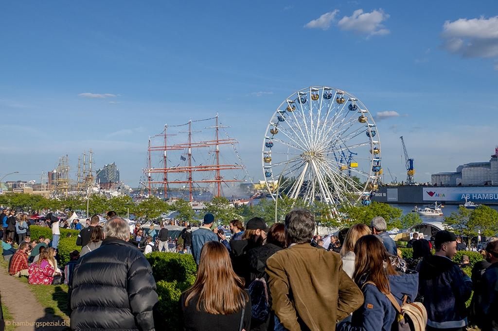 Hamburger Hafengeburtstag