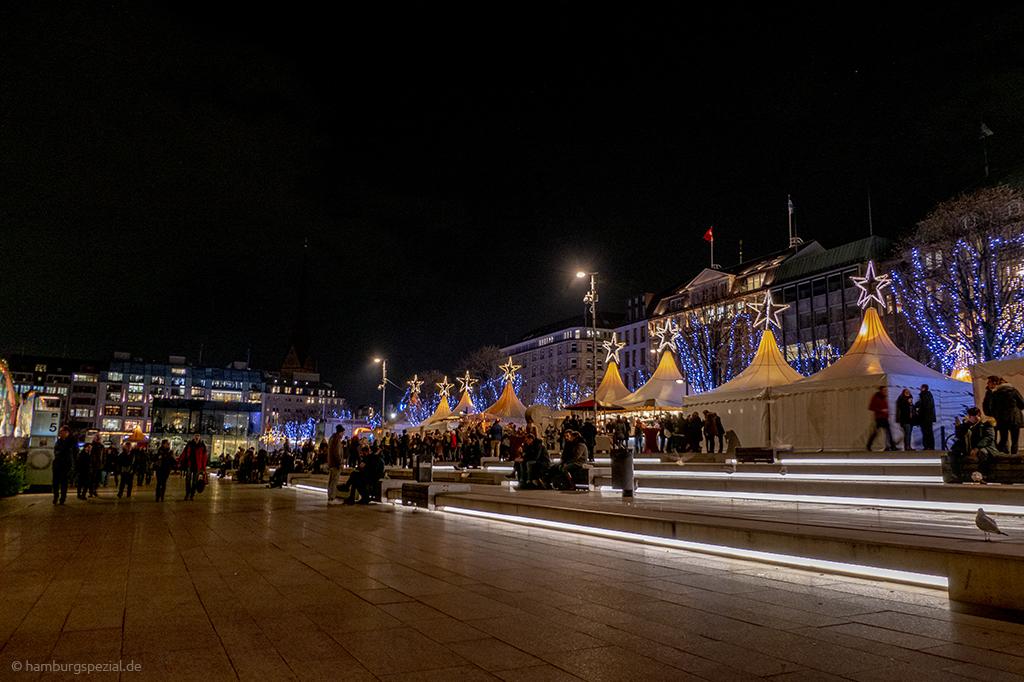 Jungfernstieg-Weihnachtszeit