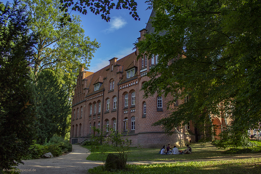 Schloss in Bergedorf