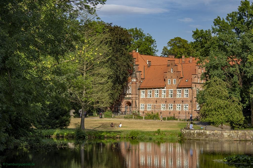 Schlossteich Bergedorf