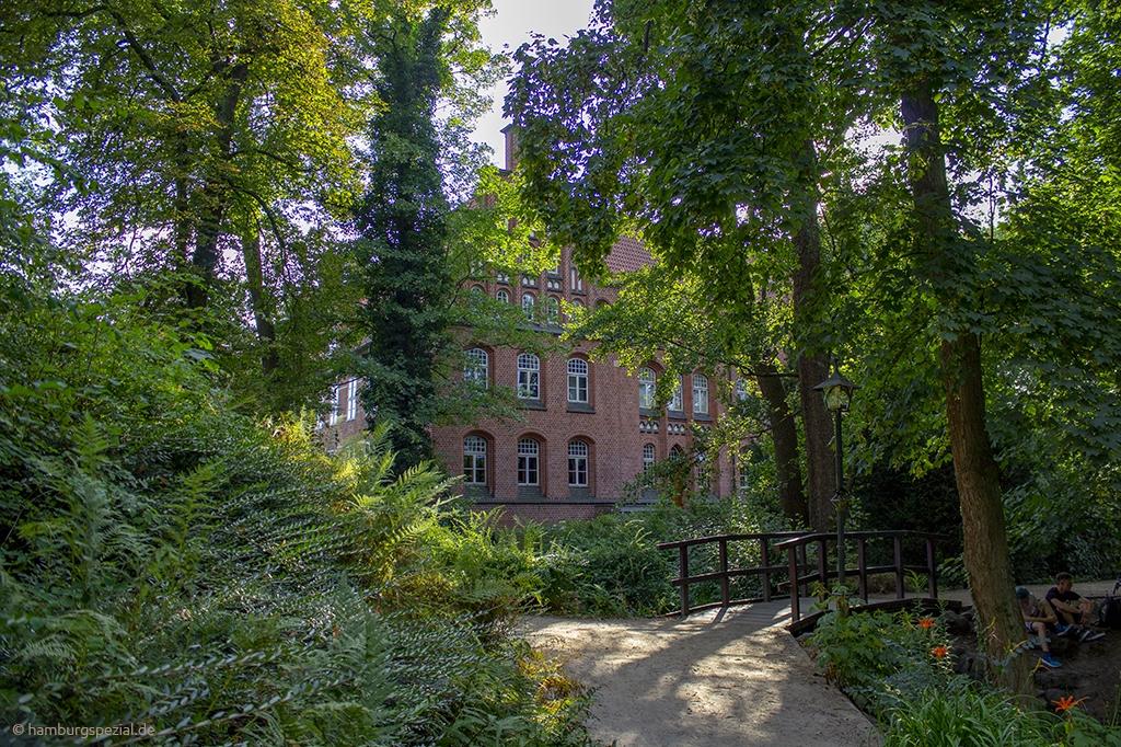 Berrgedorfer Schlossgarten