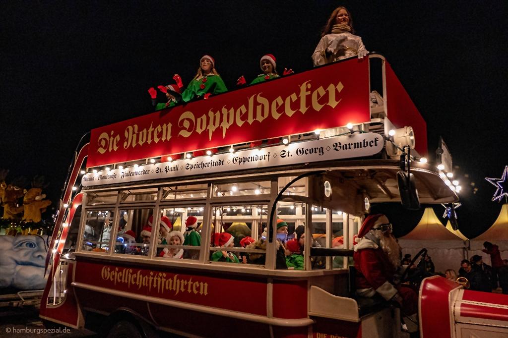 Weihnachtsumzug Hamburg