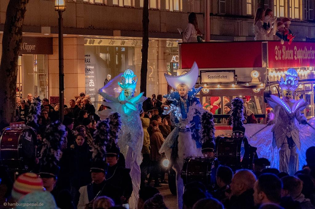 Parade Mönkebergstraße