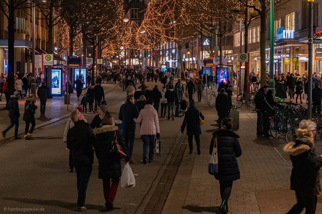 Moenckebergstraße Weihnachten