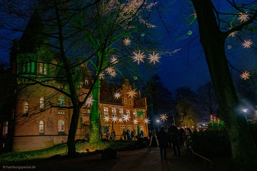 Weihnachten Schloss Bergedorf